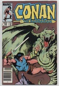 Conan The Barbarian #166