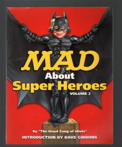 Mad About Super Heroes-Vol 2-Paperback-2010