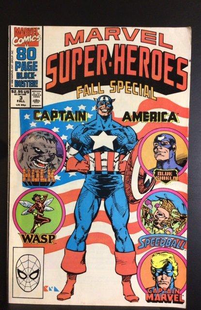 Marvel Super-Heroes #3 (1990)