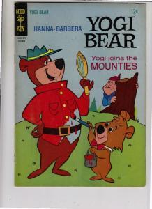 Yogi Bear #22 (Oct-65) FN/VF Mid-High-Grade Yogi Bear, Boo Boo
