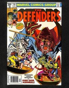 Defenders #90