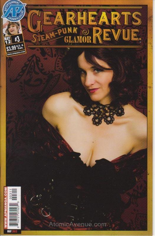 Gearhearts Steampunk Glamor Revue #3 FN; Antarctic | save on shipping - details