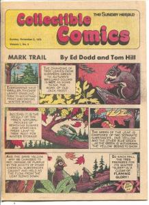 Collectible Comics #6 1978-Sunday Herald-Tarzan-Russ Manning-Gil Kane-FN/VF