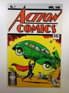 Action Comics #1 (50 Year Reprint) VG/FN