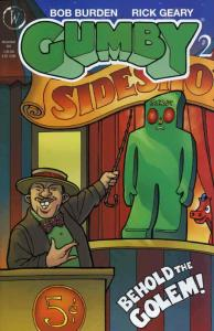 Gumby #2 VF/NM; Wildcard Ink | save on shipping - details inside