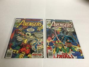 Avengers 159 160 Nm- Near Mint- Marvel