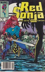 Red Sonja Vol 3 #6