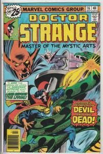 Doctor Strange #16 (Jul-76) NM- High-Grade Dr.Strange