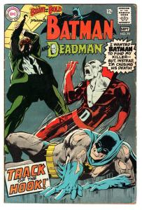 The Brave And The Bold #79 1968- BATMAN AND DEADMAN-Neal Adams FN-