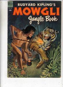Four Color #487 (Oct-53) VG+ Mid-Grade Mowgli