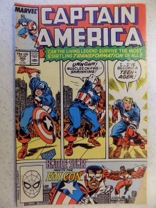Captain America #355 (1989)