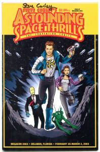 Astounding Space Thrills: The Convention Comics #1 Megacon 2003 signed