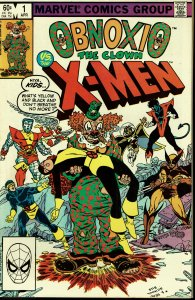 Obnoxio the Clown vs. the X-Men #1 - VF/NM