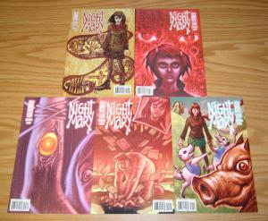 Night Mary #1-5 VF/NM complete series - rick remender comics 2 3 4 idw comics