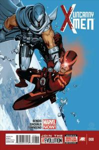 Uncanny X-Men (3rd Series) #8 VF/NM; Marvel | save on shipping - details inside