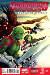 Guardians of the Galaxy: Tomorrow's Avengers #1, NM (Stock photo)