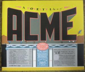 ACME NOVELTY LIBRARY #12 1stPrint,VF-NM,Fantagraphics Chris Ware!Jimmy Corrigan!