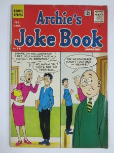 ARCHIES JOKE BOOK  68 VG 2/1963 COMICS BOOK