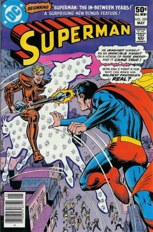 Superman (1st Series) #359 FN; DC | save on shipping - details inside