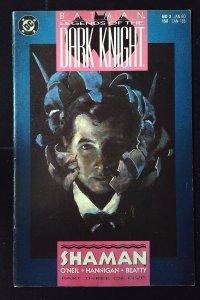 Legends of the Dark Knight #3 (1990)