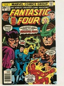 Fantastic Four #177 1976 FN-