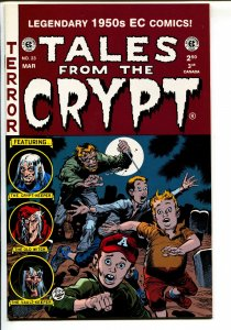 Tales From The Crypt-#23-1998-Gemstone-EC reprint