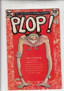 PLOP! #1 (Sep-73) NM/NM- High-Grade