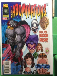 The Abominations #2 From the pages of Hulk!