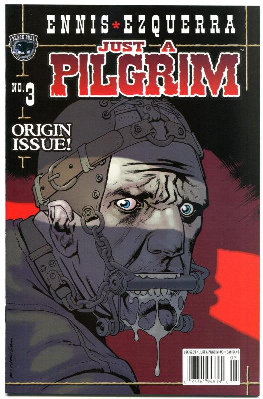 JUST A PILGRIM #3, NM+, Garth Ennis,Battles, Apocalypse, Wasteland,more in store