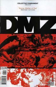 DMZ #57 VF/NM; DC/Vertigo   save on shipping - details inside