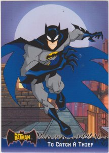 Batman the Animated Trading Cards Promo Card #P1