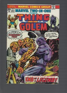 Marvel Two-in-One #11 (1975)