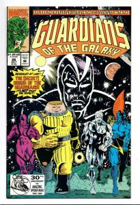 Guardians of the Galaxy #26 (Marvel, 1992) VF