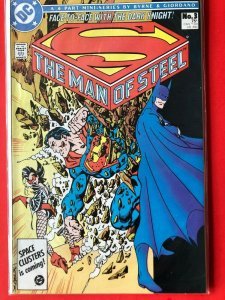 SUPERMAN THE MAN OF STEEL #3 1986 DC /  / HIGH QUALITY