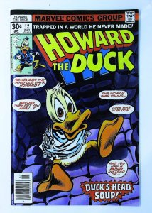 Howard the Duck (1976 series) #12, NM (Actual scan)