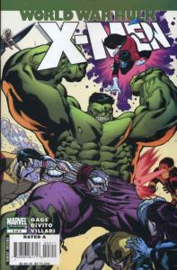World War Hulk: X-Men #3 VF/NM; Marvel | save on shipping - details inside