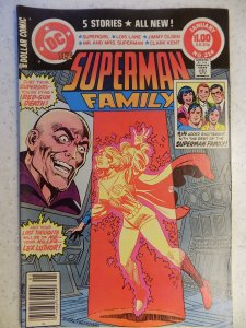 SUPERMAN FAMILY # 214