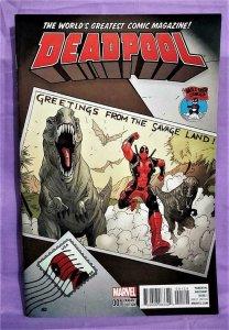 Gerry Duggan DEADPOOL #1 Mile High Comics Variant Cover (Marvel, 2016)!