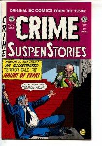 Crime SuspenStories-#3-1993-Russ Cochran-EC reprint