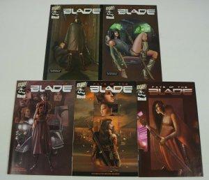 Fate of the Blade #1-5 VF/NM complete series - dreamwave comics set 2 3 4 manga?
