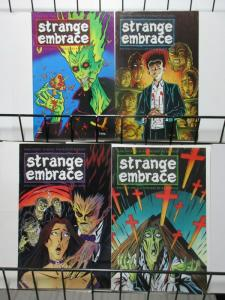 STRANGE EMBRACE (1993) 1-4  David Hine classic S&A pick