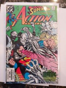 Action Comics #648 (DC, 1988) Condition: VF