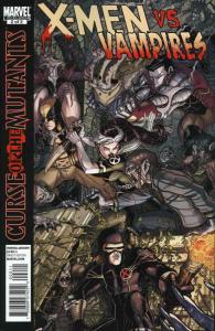 X-Men: Curse of the Mutants — X-Men Vs. Vampires #2 VF/NM; Marvel | save on ship