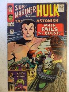 Tales to Astonish #74 (1965)