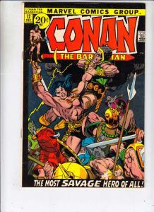 Conan the Barbarian #12 (Dec-71) VF/NM High-Grade Conan the Barbarian