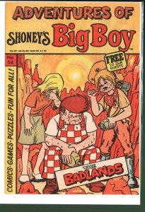 Adventures of Big Boy #54