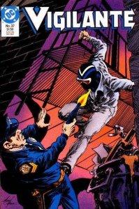 Vigilante (1983 series) #37, VF+ (Stock photo)