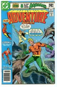 Adventure Comics 476 Oct 1980 VF-NM (9.0)