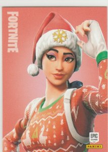 Fortnite Nog Ops 132 Uncommon Outfit Panini 2019 trading card series 1