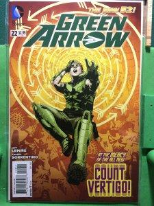 Green Arrow #22 The New 52